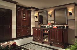 michigan bathroom remodels
