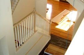 custom millwork and molding