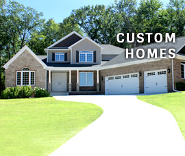 Custom Homes Brighton Michigan