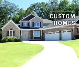 Custom Homes Brighton Michigan