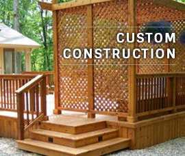 Custom Construction Howell Michigan